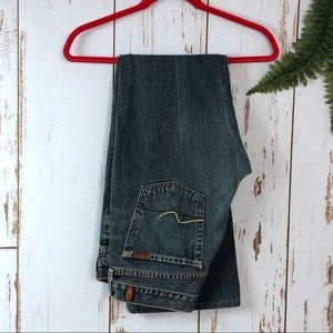 7 For All Mankind Jeans Womens Jeans Flare 31x34
